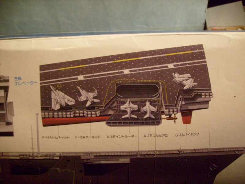 porte avions Enterprise par Dan au 1/350 eme - Tamiya S7301141