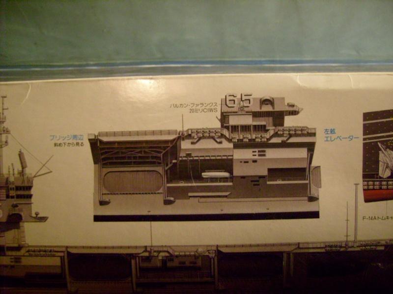 porte avions Enterprise par Dan au 1/350 eme - Tamiya S7301142