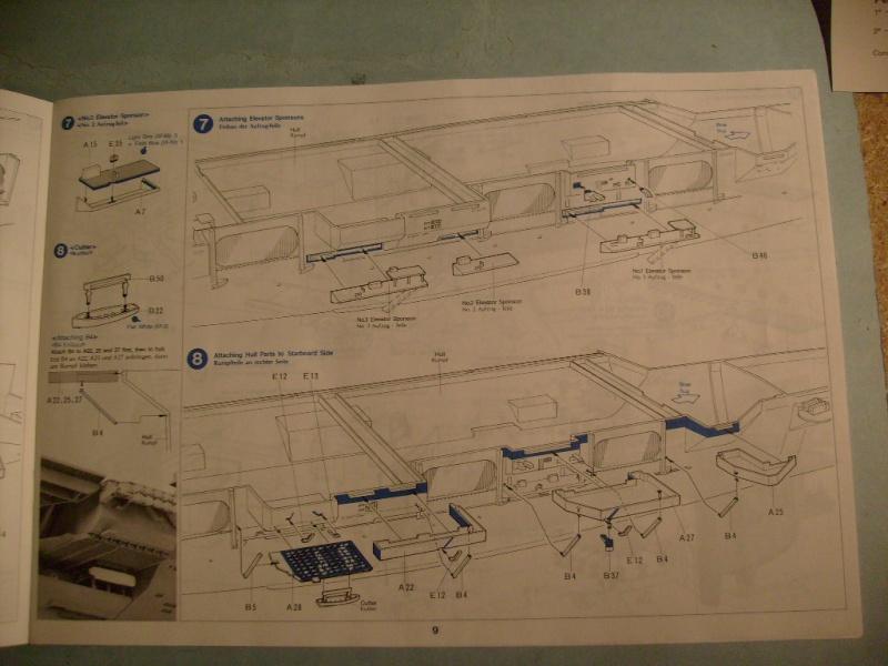 porte avions Enterprise par Dan au 1/350 eme - Tamiya S7301151