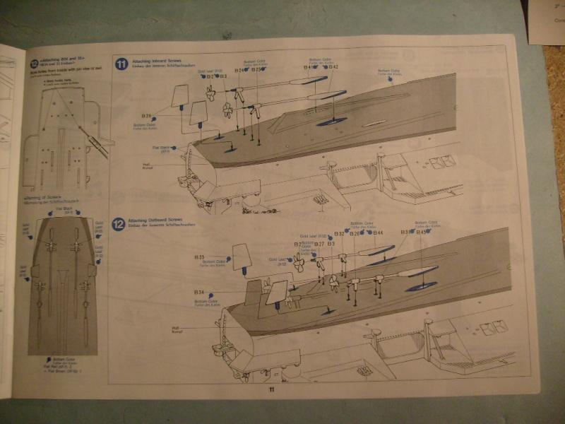 porte avions Enterprise par Dan au 1/350 eme - Tamiya S7301153
