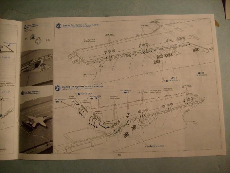 porte avions Enterprise par Dan au 1/350 eme - Tamiya S7301157