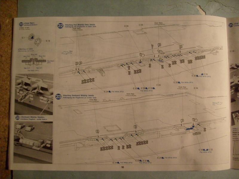 porte avions Enterprise par Dan au 1/350 eme - Tamiya S7301158