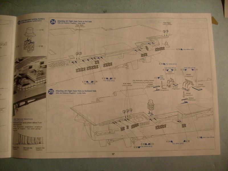 porte avions Enterprise par Dan au 1/350 eme - Tamiya S7301159
