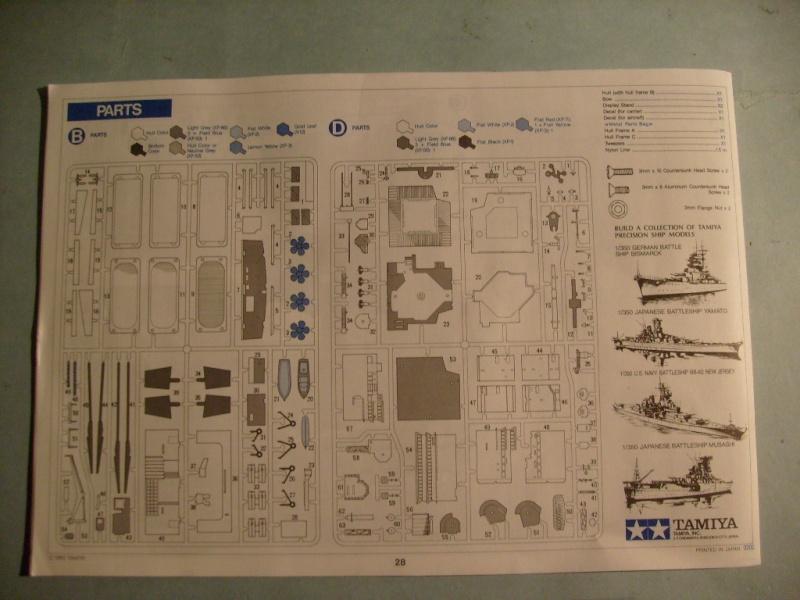 porte avions Enterprise par Dan au 1/350 eme - Tamiya S7301171