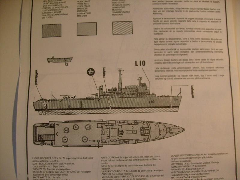 HMS Fearless au 1/600 eme - Airfix S7302837