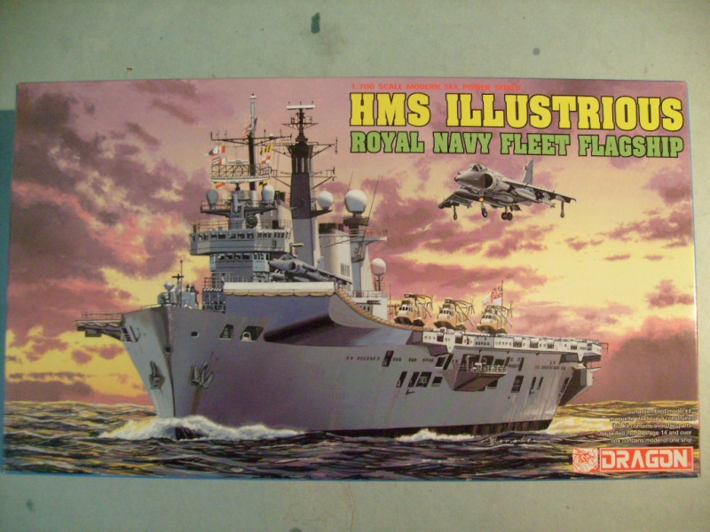 Hms Illustrious au 700 eme [Dragon]  S7304390