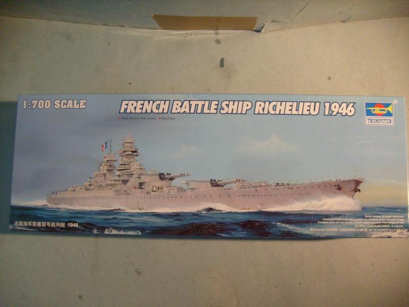 Richelieu 1946 au 700 eme [Trumpeter]  S7304513