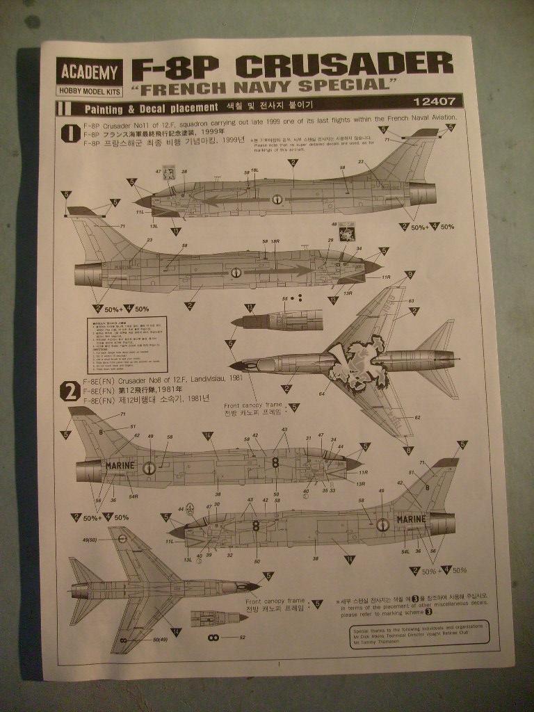[Academy] F-8P Crusader au 72 eme S7304639