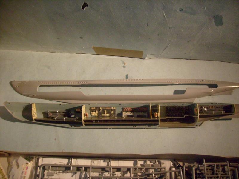 [Revell] U boat U 47 avec interieur au 125 eme S7304658