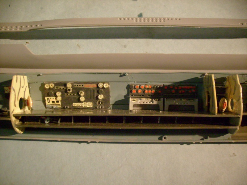 [Revell] U boat U 47 avec interieur au 125 eme S7304660