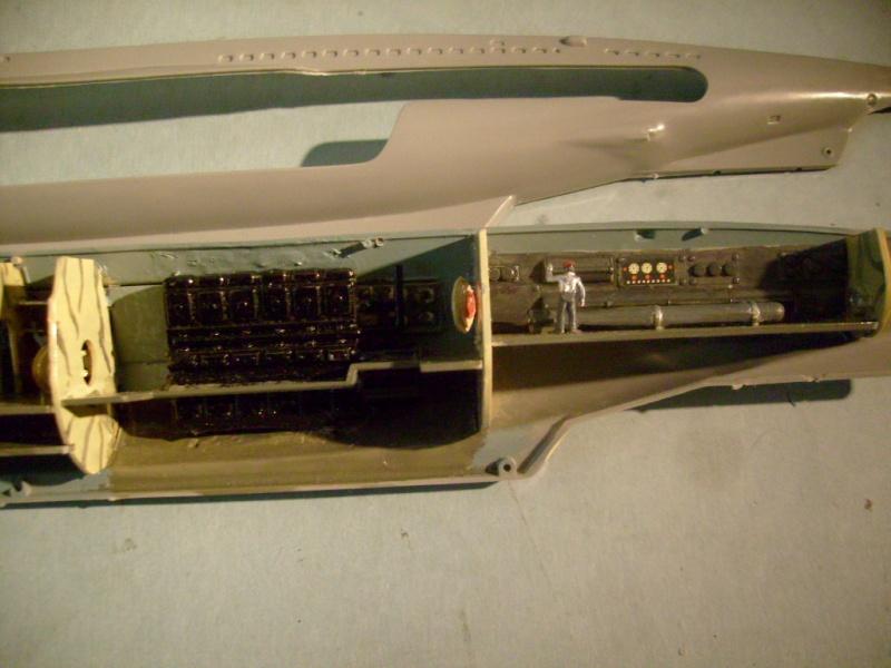 [Revell] U boat U 47 avec interieur au 125 eme S7304661