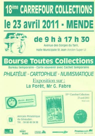 AVRIL 2011-Bourses et salons numismatiques... 99824810