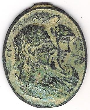 Médaille du jubilé de l'Année Sainte de 1650 à Rome Photo_14