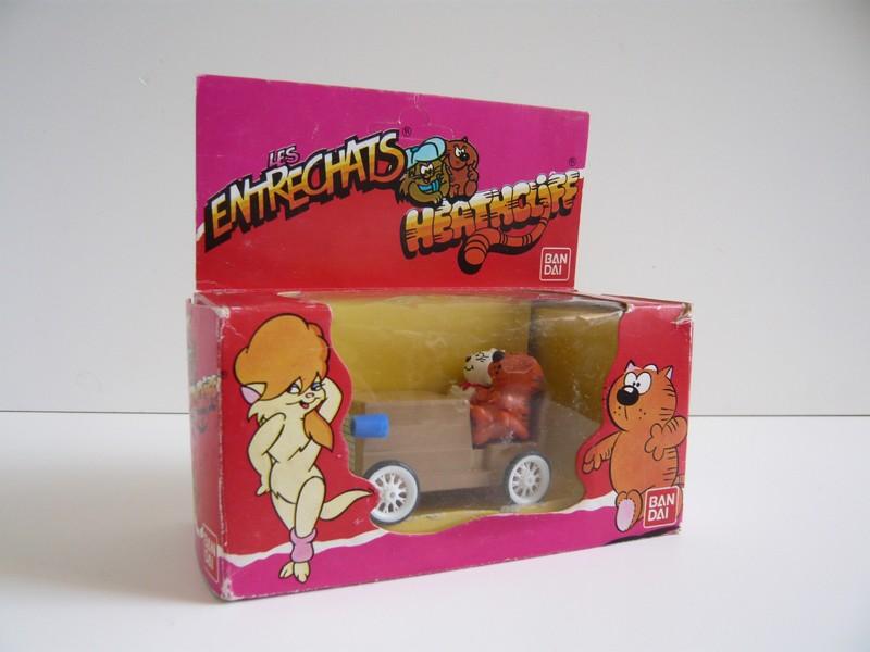"""Les """"petites voitures"""" à l'effigie des héros des années 80 - Page 3 Entrec31"""