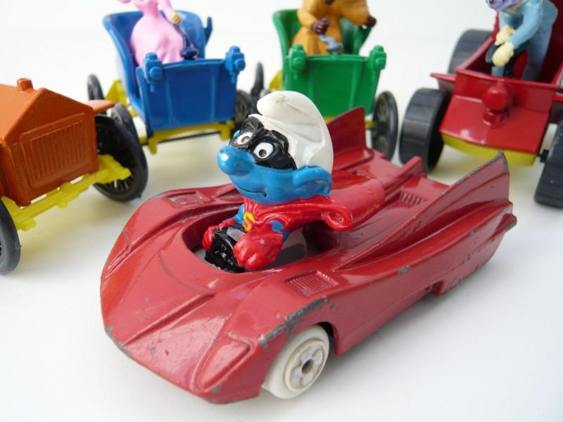 """Les """"petites voitures"""" à l'effigie des héros des années 80 - Page 3 Sherlo27"""