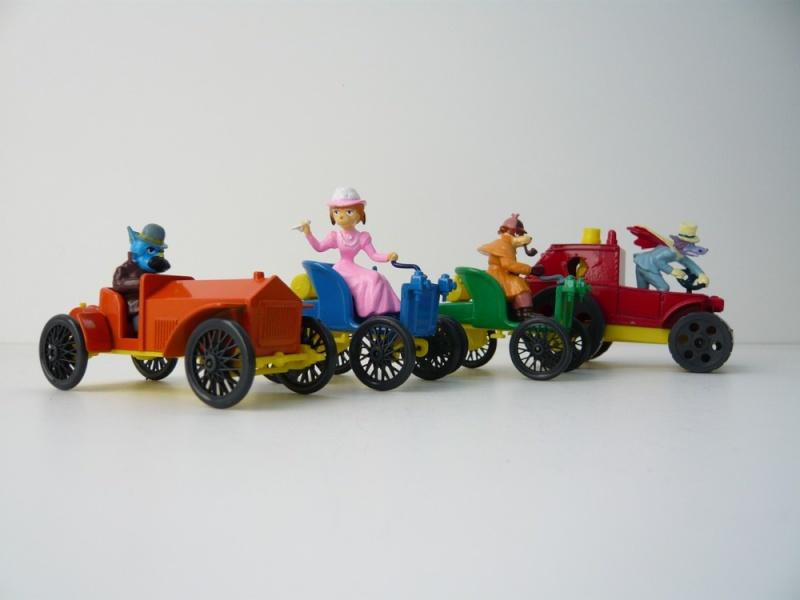 """Les """"petites voitures"""" à l'effigie des héros des années 80 - Page 3 Sherlo28"""