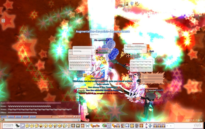 Sérieux ? J'aurais jamais cru que... - eh si. :D -- (Passage M de Chiyu !) Flyff016