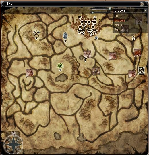 Last Chaos. Map10