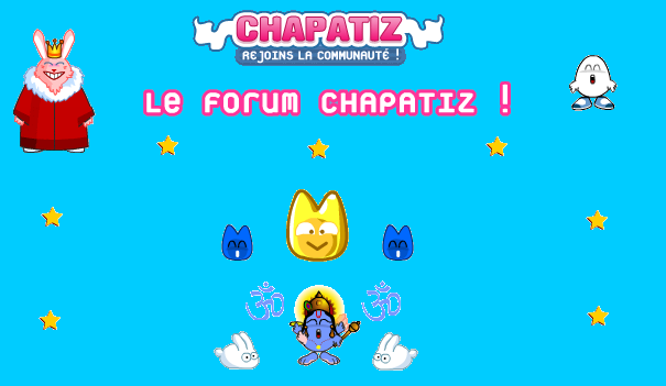 Le Chapatiz-BBS™ ! Version 2.3 !