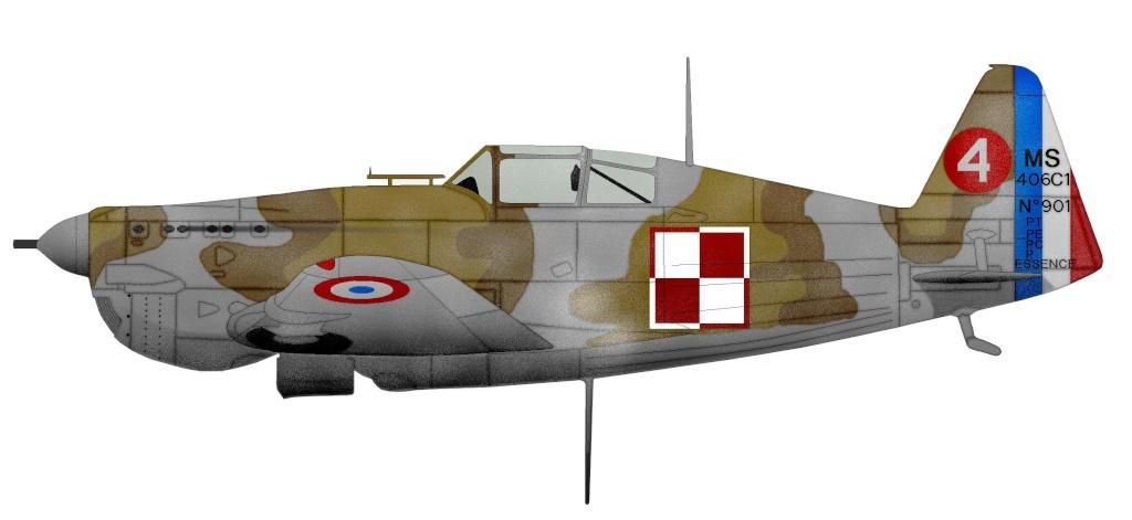 Morane Saulnier MS 406 Ms_40618