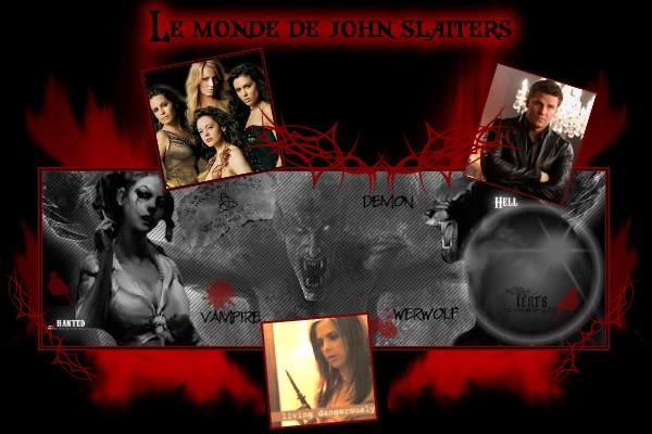 ---|====>Le Monde de John SLAITERS