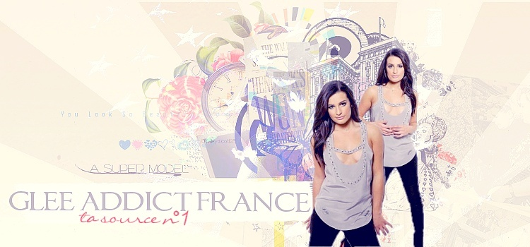 Glee Addict France