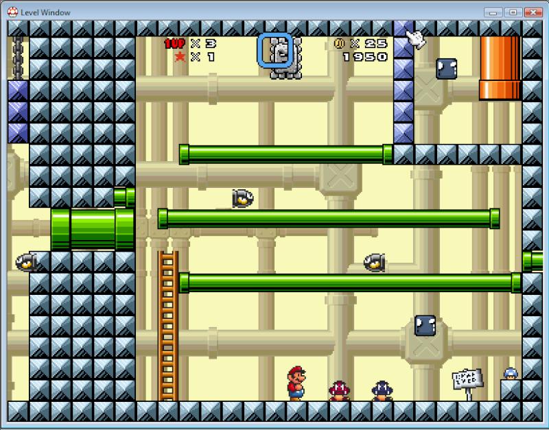 Super Mario Galaxy X: L'invasion des ténèbres 1510