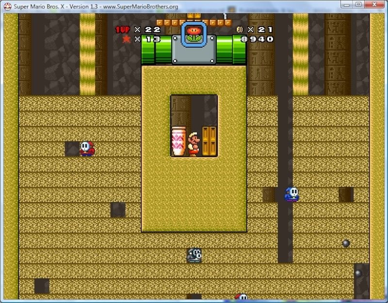 Super Mario Galaxy X: L'invasion des ténèbres 1810