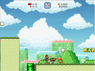 Yoshi's Island Panic 410