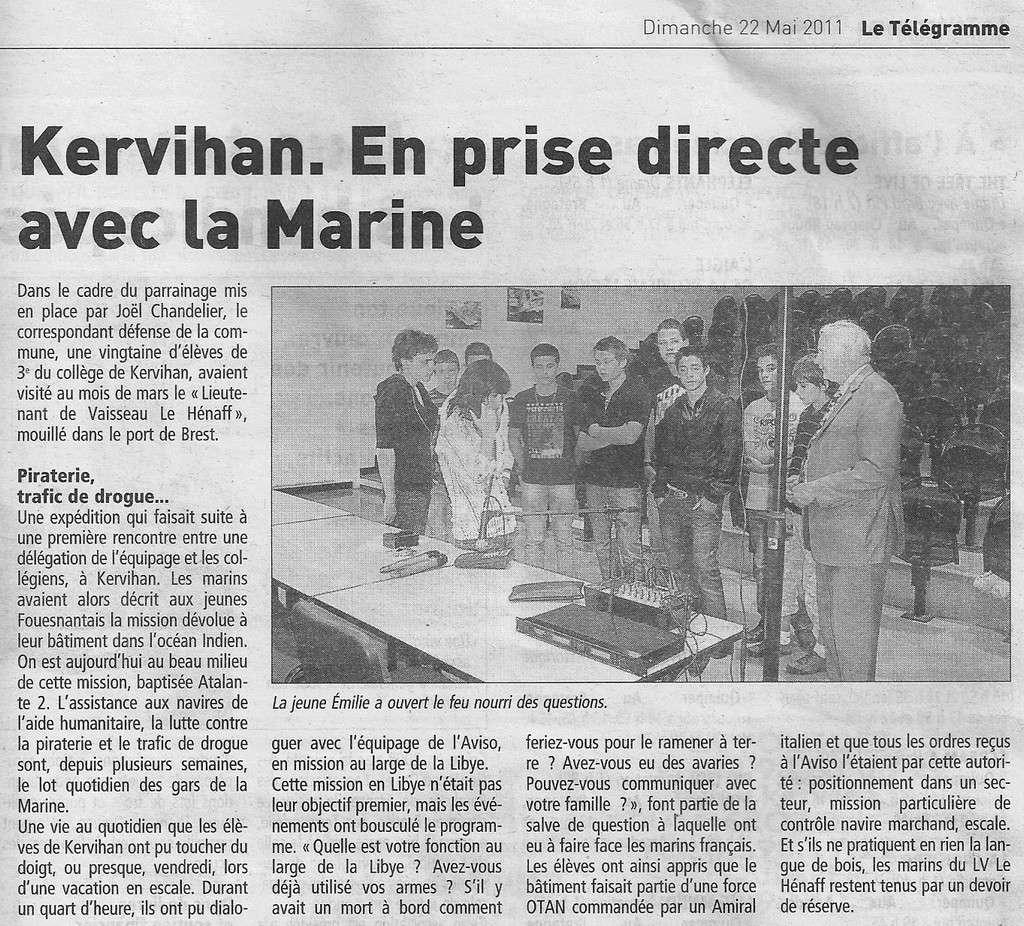 LIEUTENANT DE VAISSEAU LE HENAFF (AVISO) - Page 4 Scan1022