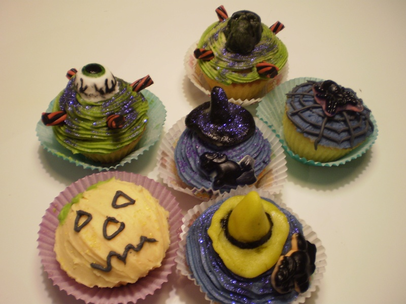 muffins et cupcakes d'halloween - Page 4 Hallow10