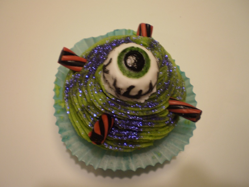 muffins et cupcakes d'halloween - Page 4 Hallow13