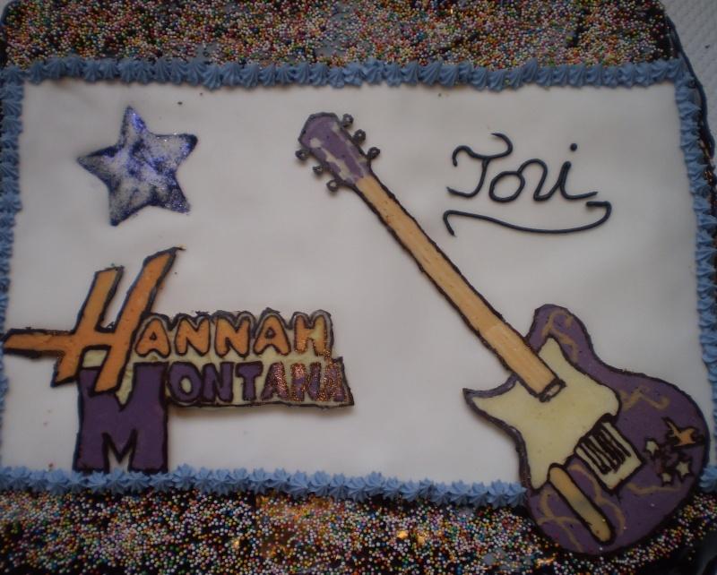 Gateaux Hannah Montana - Page 3 Hannah10