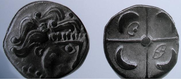 Drachme de type languedocien (Longostalètes) 56356210