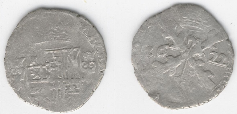 1/32 Patagon o Gros de Felipe IV Aa10