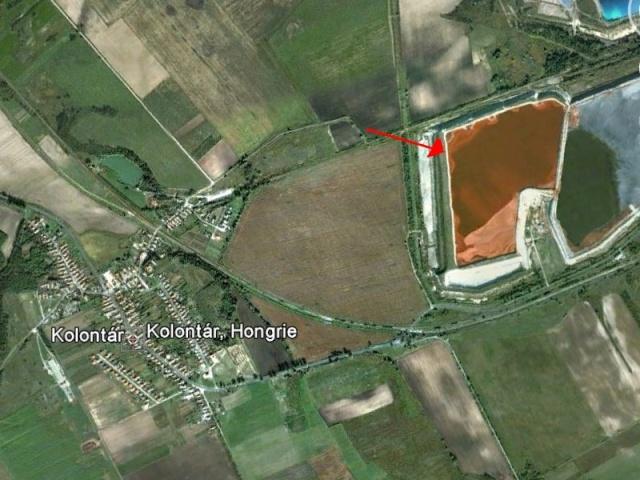 Catastrophe écologique en Hongrie Kolont10