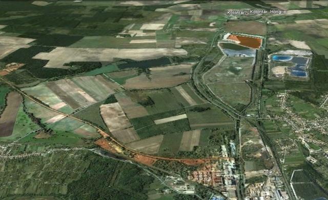 Catastrophe écologique en Hongrie Vuegen10