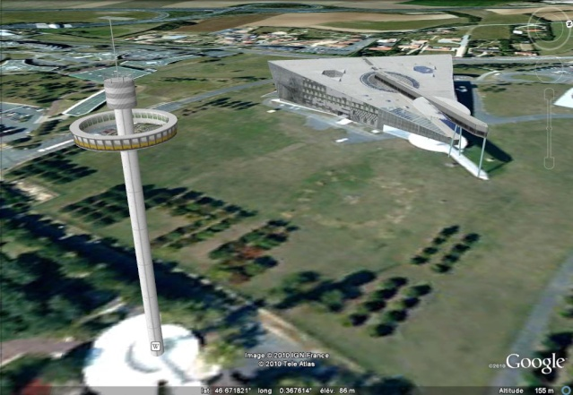 Le Parc dans Google Earth / Google Street View Lpigyr10