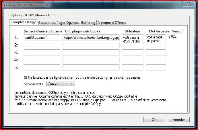 Tutoriel Xtense Config10