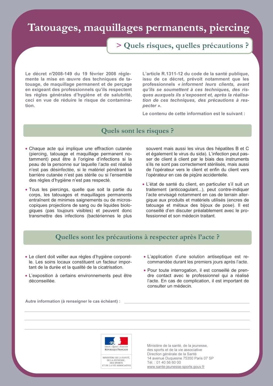 Texte légal devant être affiché dans les shops français. 20101110