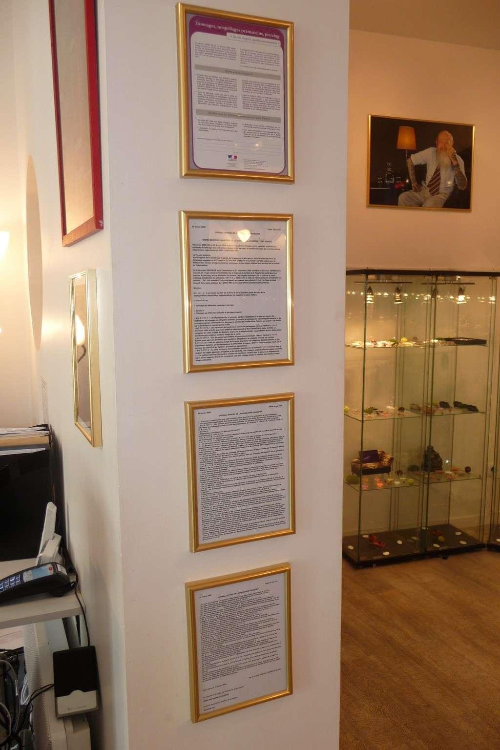 Texte légal devant être affiché dans les shops français. P1030110