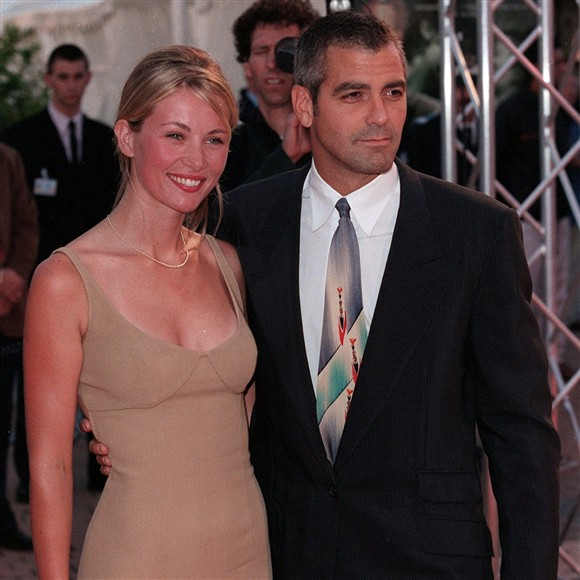 50 years of George Clooney: a retrospective of the women he's dated Wonder14