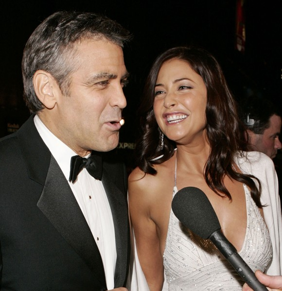 50 years of George Clooney: a retrospective of the women he's dated Wonder17