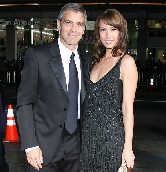 50 years of George Clooney: a retrospective of the women he's dated Wonder21