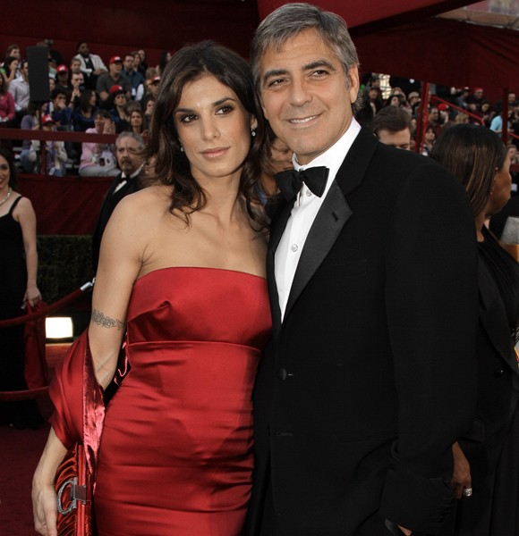 50 years of George Clooney: a retrospective of the women he's dated Wonder22
