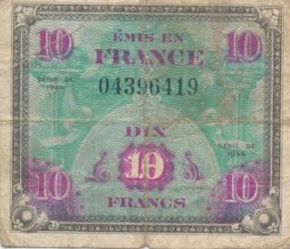 la monnaie Frphi311