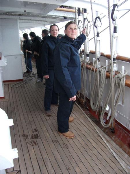 News du Belem...on board ! 310