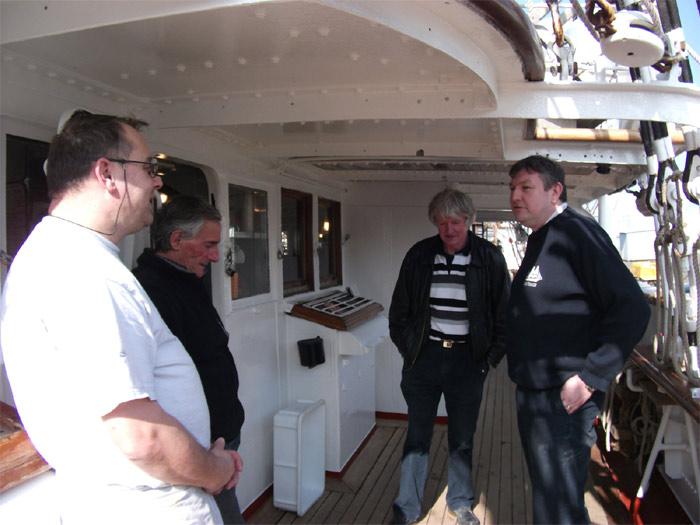 News du Belem...on board ! Boscos10