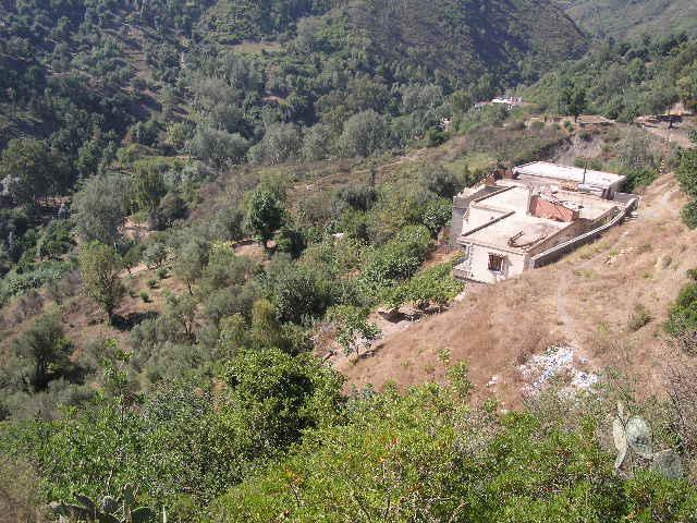 Diverses Photos de mon village natal (Taremant, Aokas) P1010048