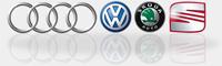 AUDI, VW, SEAT, SKODA